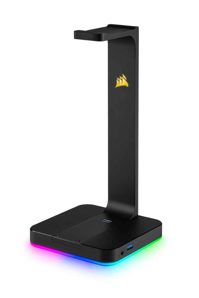 Corsair Premium Gaming Headset Stand ST100 RGB, 7.1 Surround Sound (EU)
