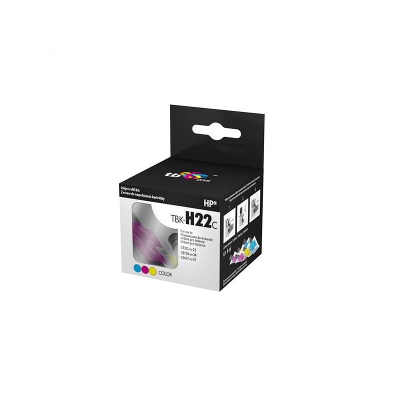 Ink.refill TB kompatibilní s C9352/8728/6657 6x4ml