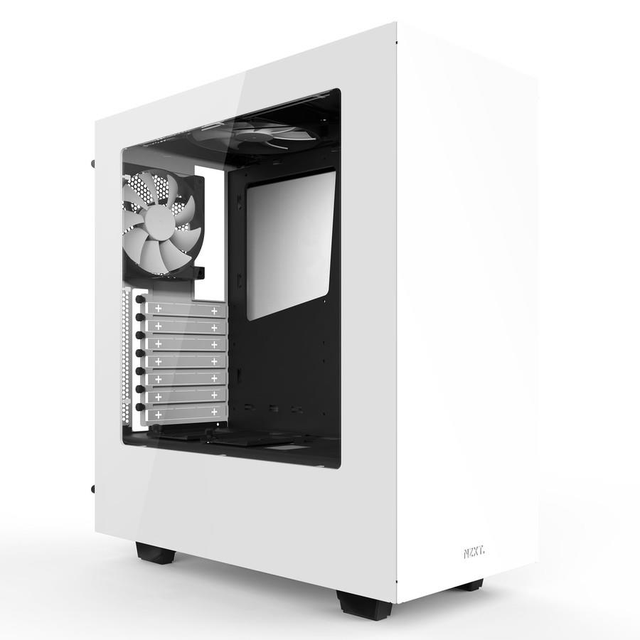 NZXT PC skříň S340 bílá