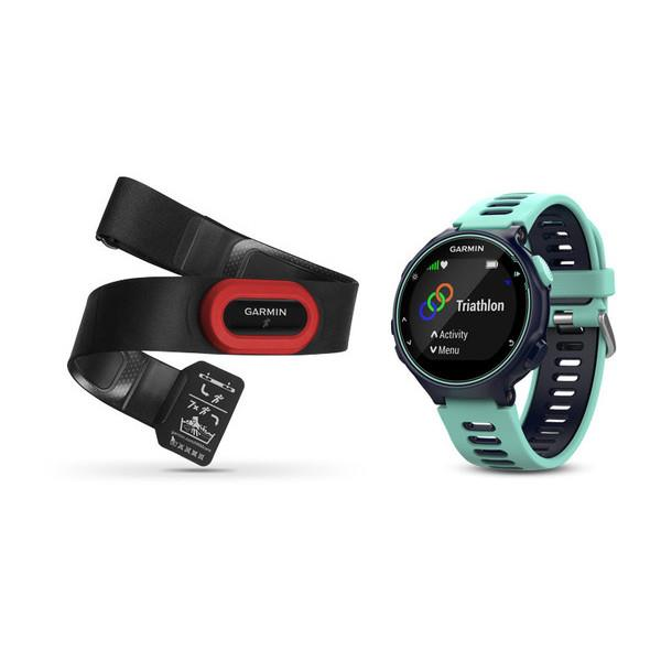 Garmin Forerunner 735XT HR (Midnight Blue / Frost Blue)