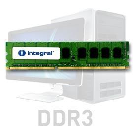 INTEGRAL 8GB 1600MHz DDR3 ECC CL11 R2 DIMM 1.5V