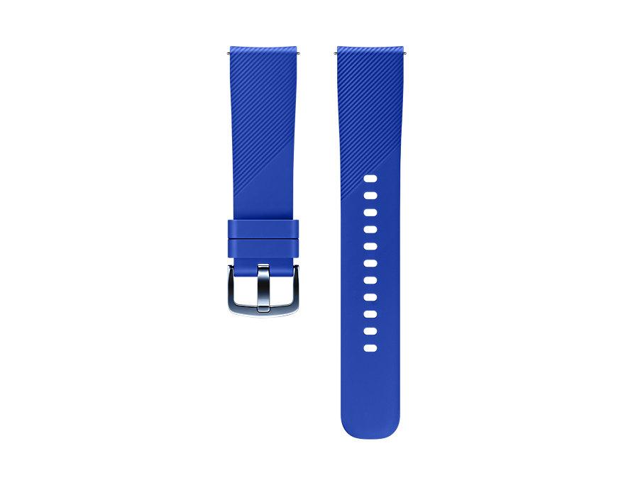 Samsung Silikonový řemínek pro Gear Sport, Blue