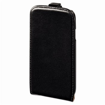 Hama smart Case Mobile Phone Window Case for Sony Xperia Z1 Compact, black