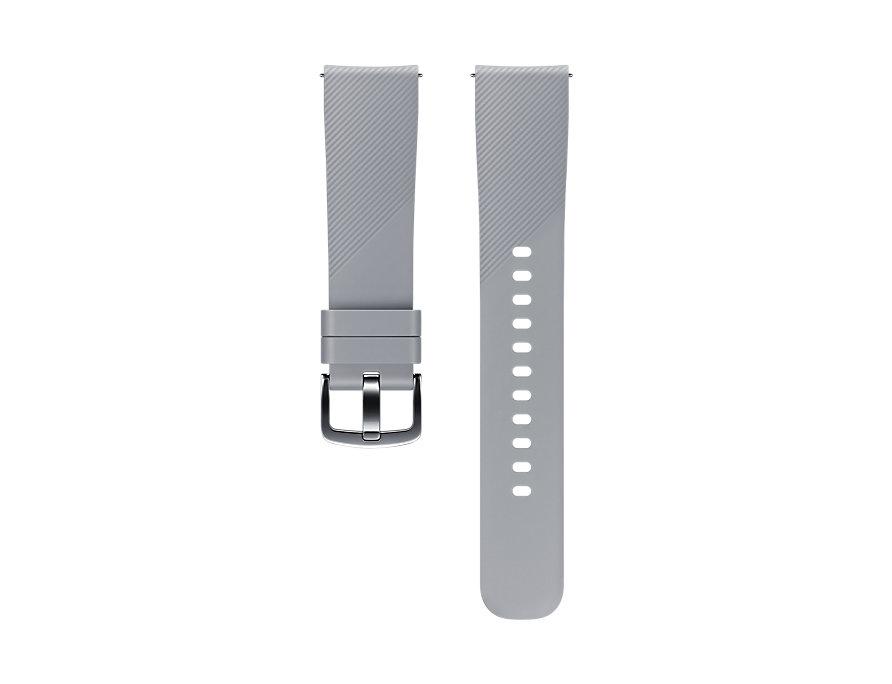 Samsung Silikonový řemínek pro Gear Sport, Gray