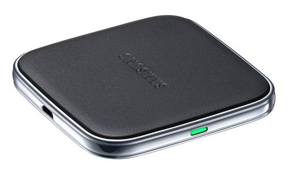 Samsung podložka pro bezdr. nabíjení pro S5, Black