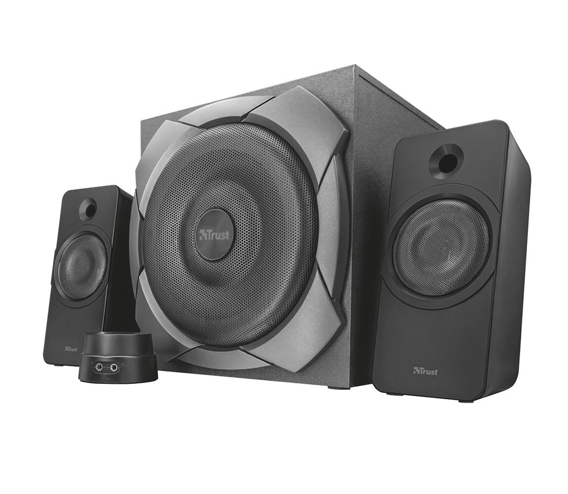 zvuk. systém TRUST Zelos 2.1 100 Watt Speaker set