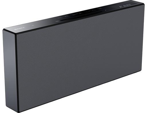 """SONY CMT-X5CD Audiosystém """"vše v jednom"""" s technologií Bluetooth® a NFC - Black"""