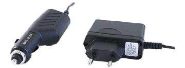 Gembird nabíječka MicroUSB 230V + CL 12/24V COMBO