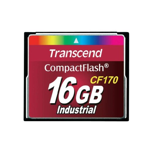 Transcend 16GB CF CARD (CF170)