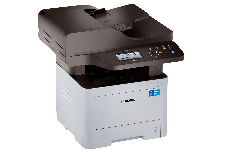 Samsung SL-M4070FX, A4,40ppm,1200x1200dpi,1GHz, USB, fax