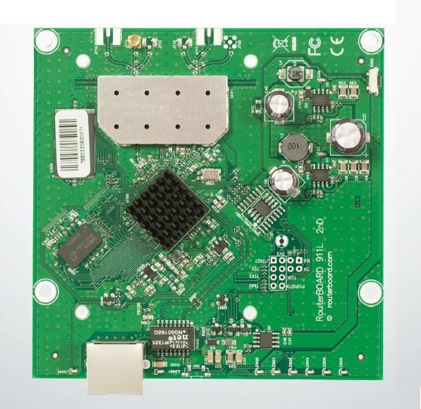Mikrotik RB911-2Hn 600MHz, 64MB RAM, ROS L3