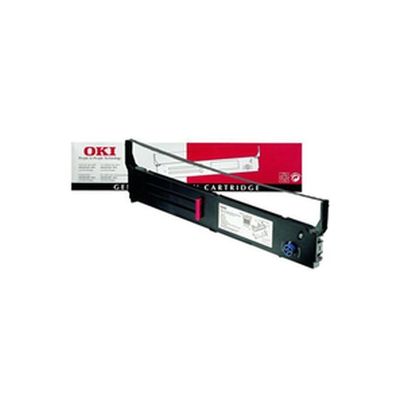 Oki Sada 4 pásek do řádkových tiskáren - modelů MX1100/1150/1200 a MX8100 a vyšší, CRB - 4 x 30 tis.