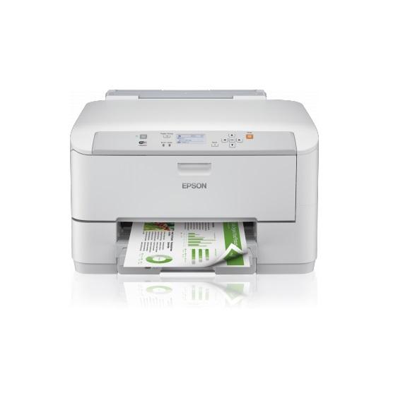 EPSON tiskárna ink WorkForce Pro WF-5110DW A4, 34ppm, 4ink, USB, NET, WIFI, DUPLEX-záruka 3 roky po registraci
