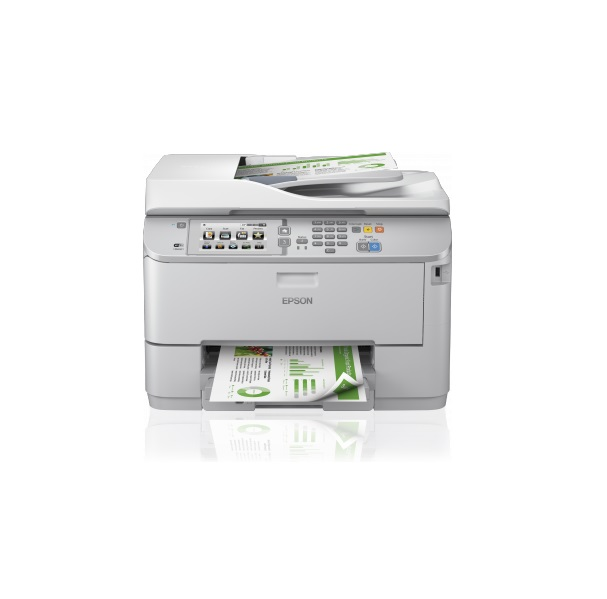 EPSON WorkForce Pro WF-5690DWF - A4/34-30ppm/4ink/USB/LAN/Duplex/ADF/Fax