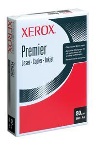 XEROX Premier A3 80g 5 x 500 listů (karton)