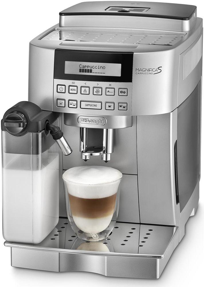 Kávovar DeLonghi ECAM 22.366.S