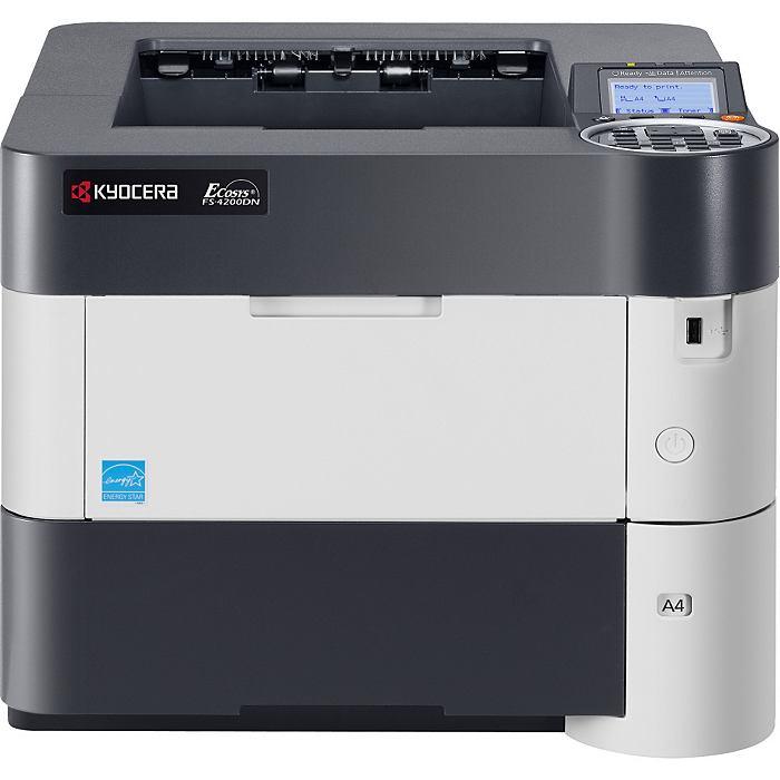 Tiskárna laser. Kyocera FS-4200DN