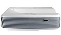 Optoma interaktivní projektor X320USTi ultraST (XGA, FULL 3D, 4 500 ANSI, 20 000:1,2x HDMI, 2x VGA, 16W speaker)