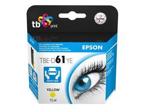 Ink. kazeta TB kompatibilní s Epson T0614 Yellow