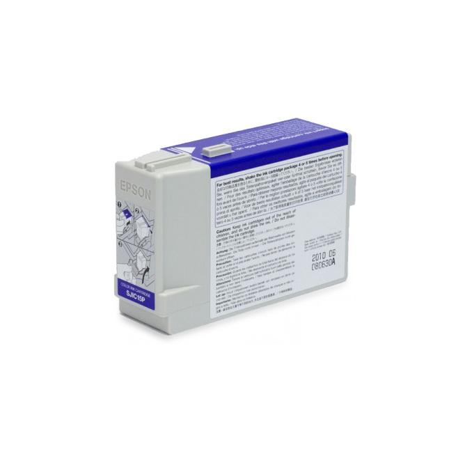 EPSON ink.ctrg. pro TM-C3400, C610- SJIC15P