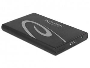 "Delock 2.5"" Externí pouzdro SATA HDD > USB 3.0"