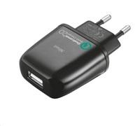 TRUST USB nabíječka Ultra Fast Wall Charger for phones & tablets - black