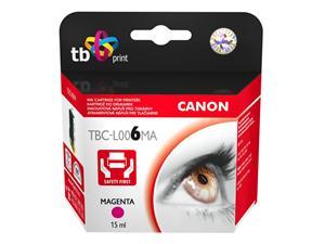 Ink. kazeta TB kompatibilní s Canon BCI-6M Magenta