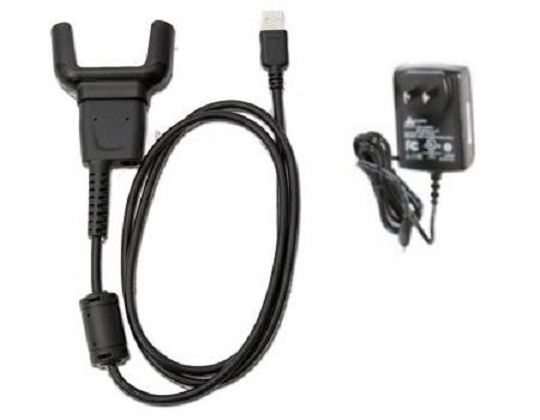 Honeywell USB cable for Dolphin 6000 -UK power adapter!!!