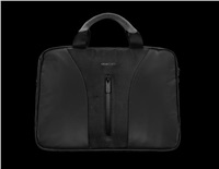 """SMARTSUIT Brašna na notebook 16"""" Briefcase Black Fusion, černá"""
