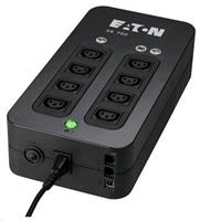 Eaton 3S 700 IEC, UPS 700VA / 420W, 8 zásuvek IEC (4 zálohované)
