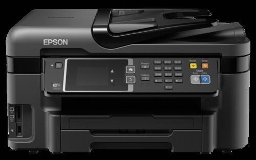 Epson WorkForce WF-3620 DWF