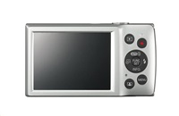 "Canon IXUS 185 SILVER - 20MP, 8x zoom, 28-224mm, 2,7"", HD video"