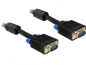 Delock kabel SVGA 5 m samec - samec