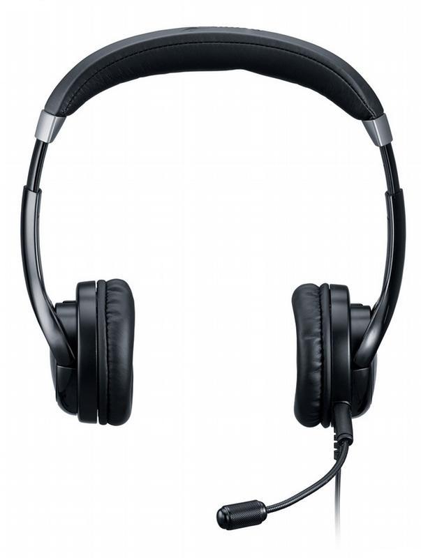 Genius headset - HS-G450 Gaming, sluchátka s mikrofonem, 7.1 a pre-set EQ, LED podsvícení