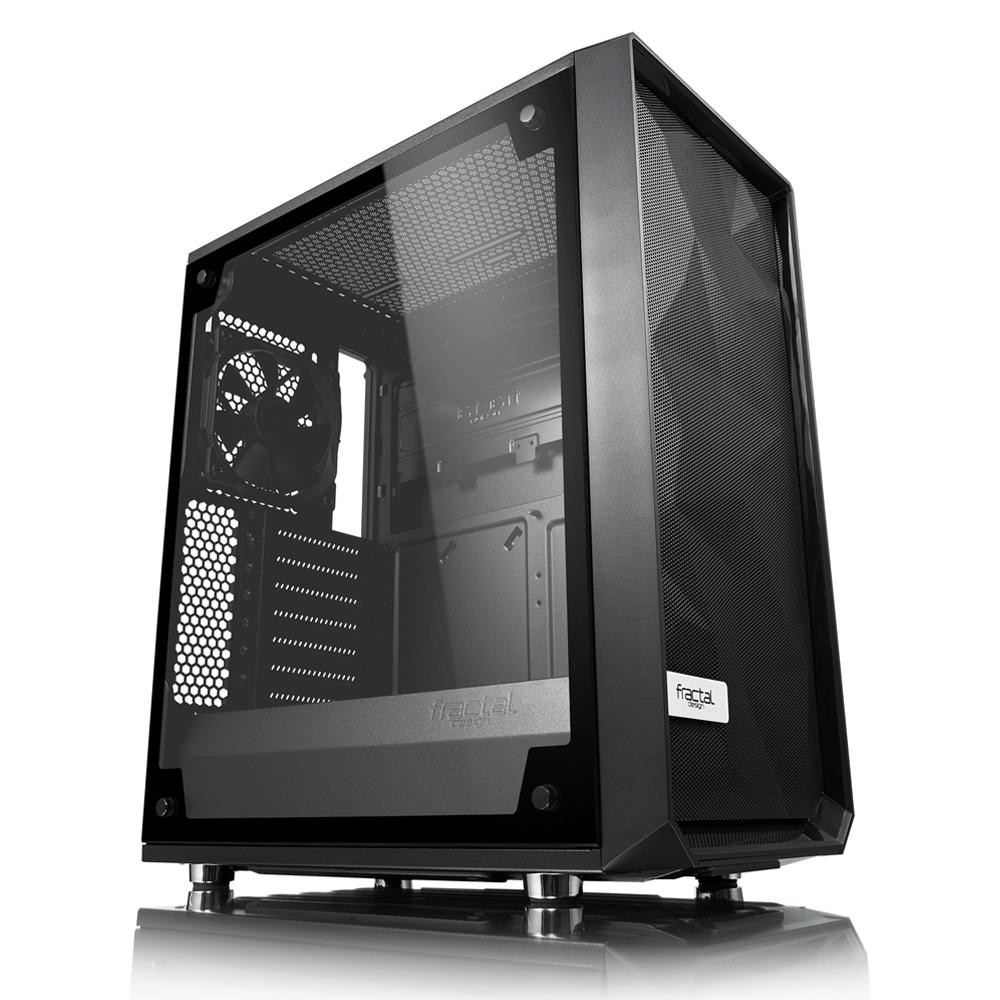 Fractal Design Meshify C černá (okno TG light)