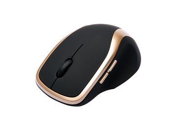 CONNECT IT bezdrátová laserová myš WM2200 zlatá