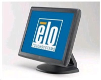 "ELO 1515L, 15"" dotykové LCD, AT, USB/RS232, dark gray"
