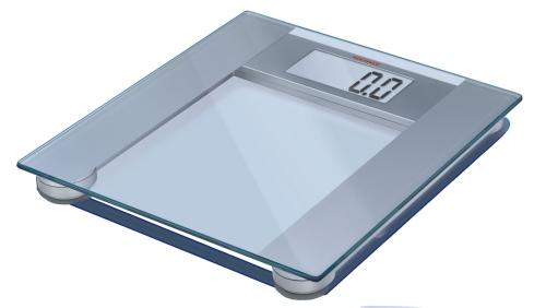 Osobní váha Soehnle 63746 Pharo 200