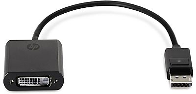 HP Adapter DisplayPort na DVI
