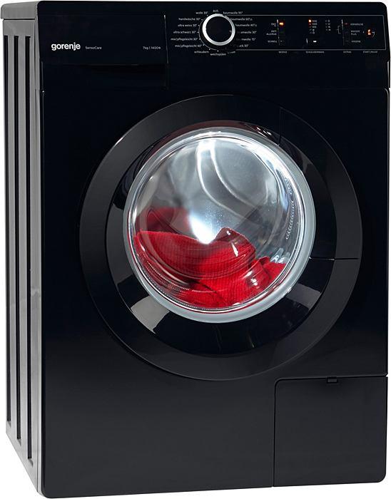 Pračka Gorenje W 7243 PB černá