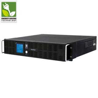 CyberPower Professional Rack/Tower LCD 3000VA/2700W, 2U, hl. 48 cm