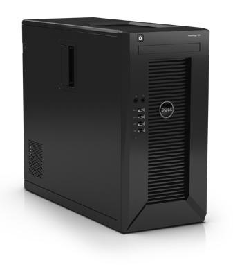 DELL PE T20 Xeon E3-1225 v3/4GB/2x1TB