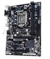 GIGABYTE MB Sc LGA1150 H97M-HD3, Intel H97, 2xDDR3, VGA, mATX