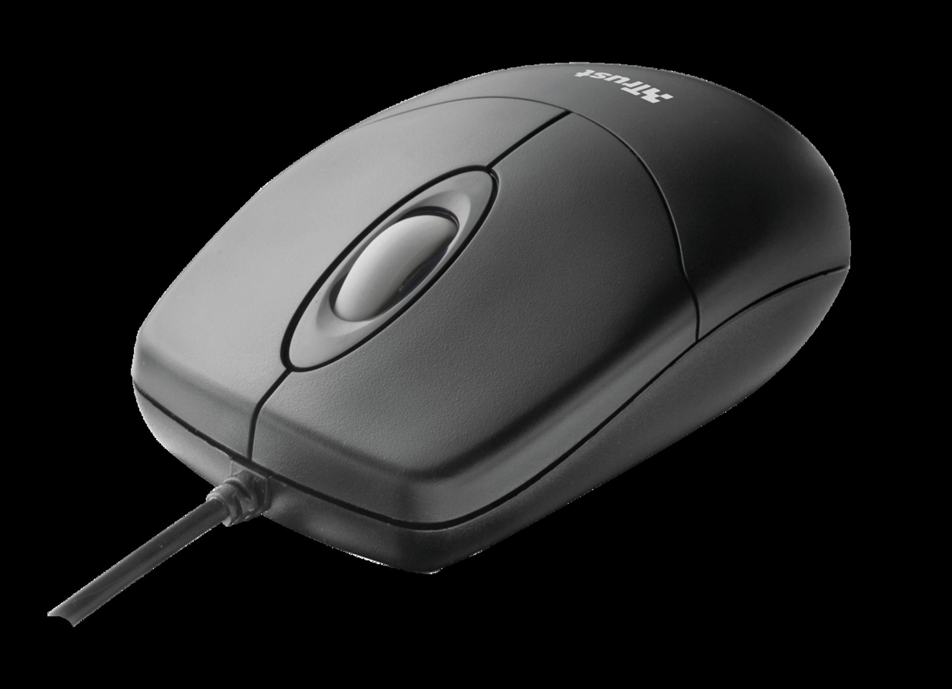 myš TRUST Optical Mouse USB
