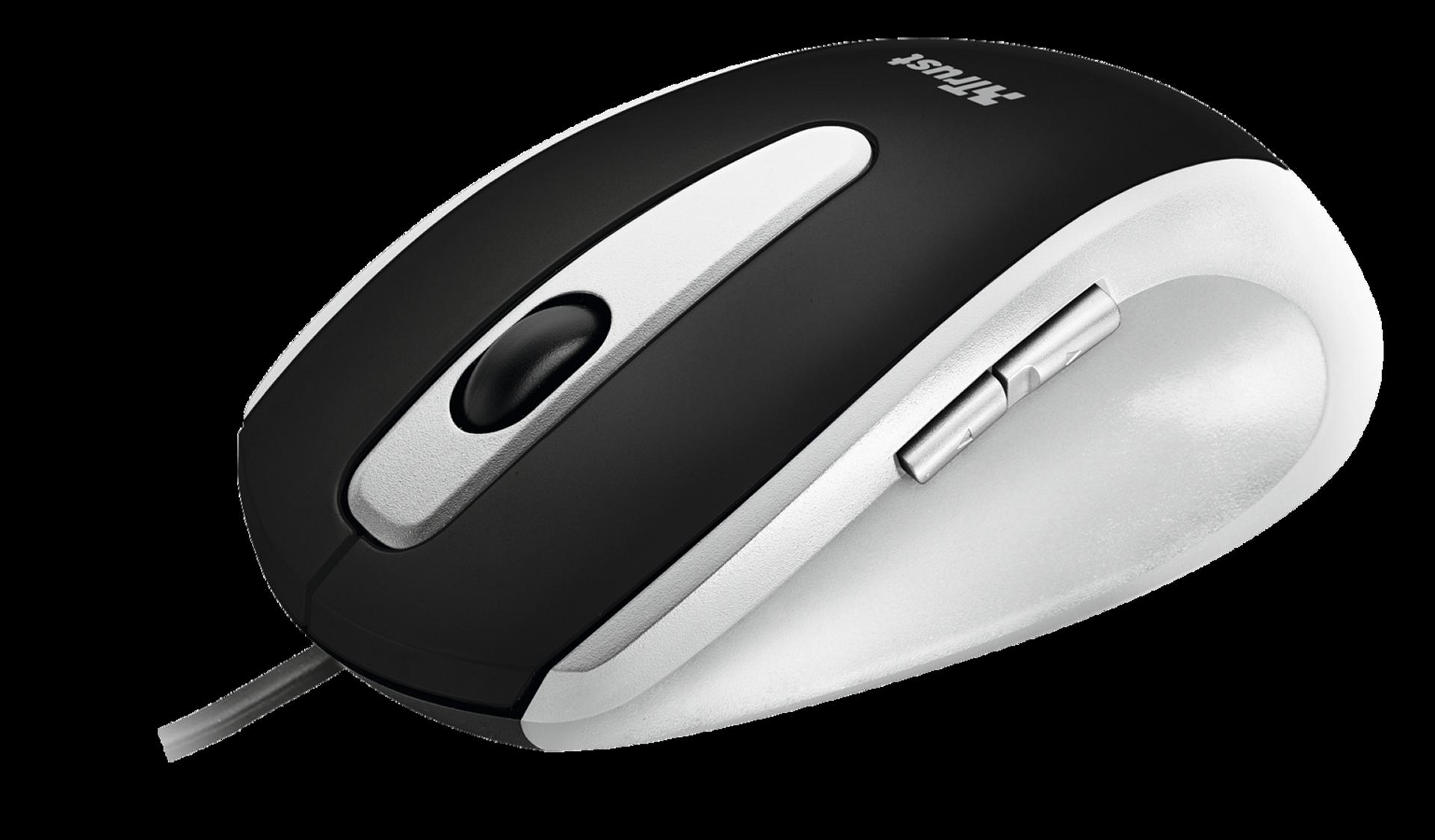 myš TRUST EasyClick Mouse USB