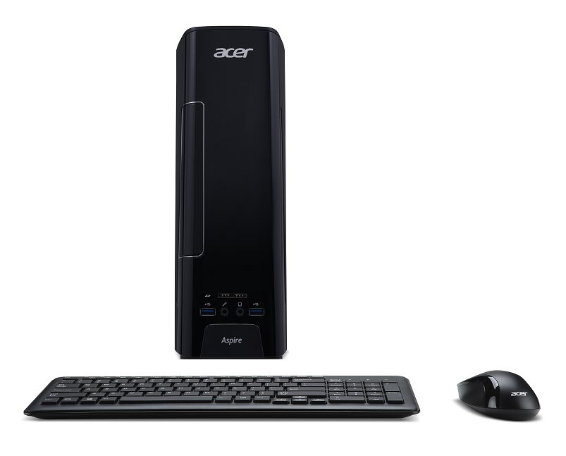 Acer Aspire XC-780 Intel Core i5-7400 /8GB/1TB/ GT1030 2GB / DVDRW/ USB klávesnice & mouse /W10 Home