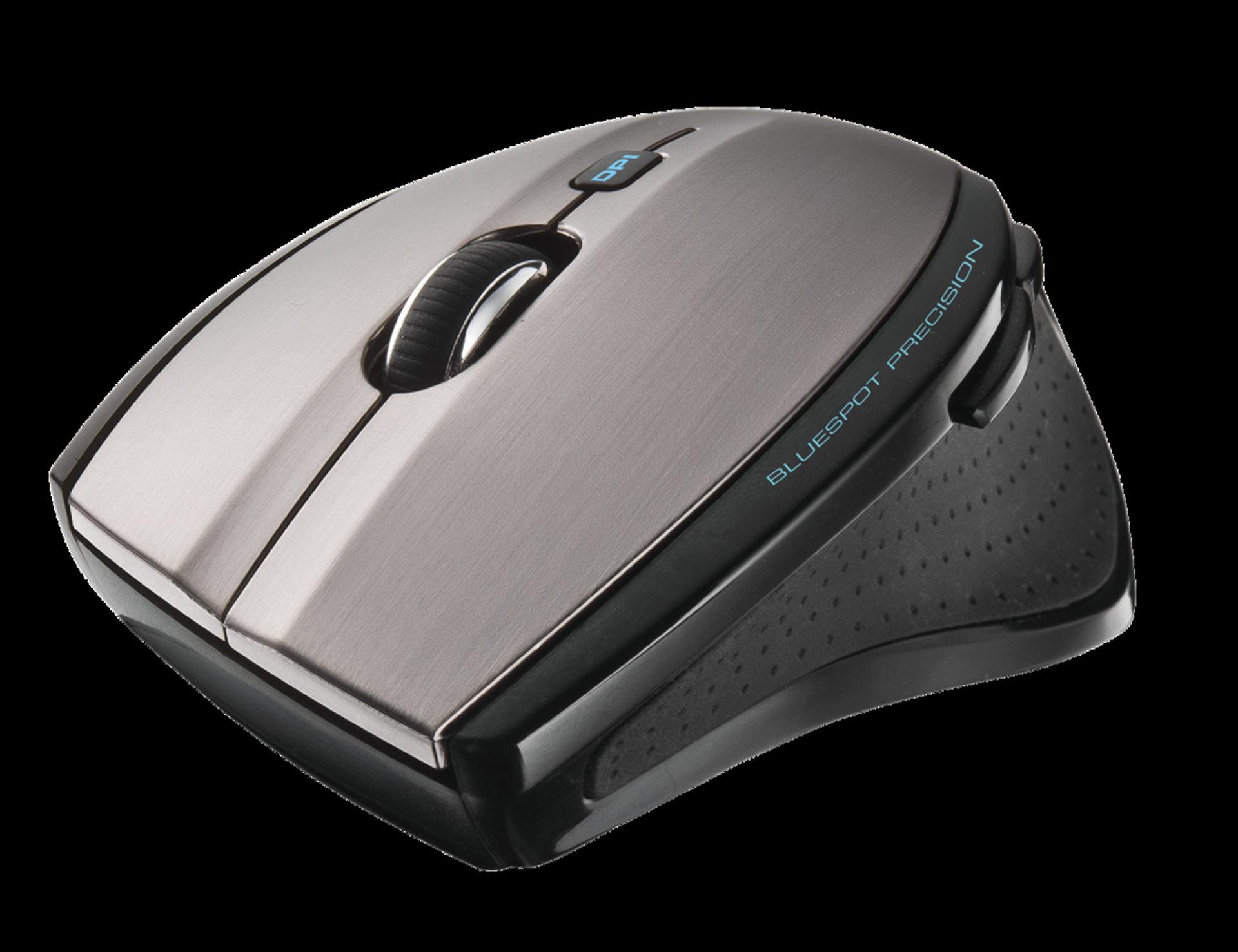 myš TRUST MaxTrack Wireless Mini Mouse