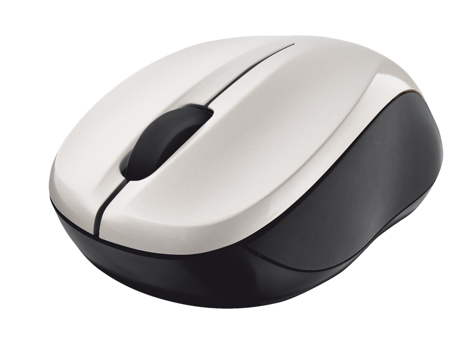 TRUST Myš Vivy Wireless Mini Mouse USB, bílá, bezdrátová