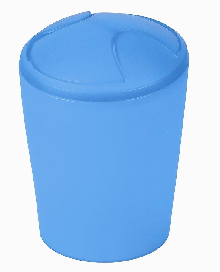 Odpadkový koš MOVE blue