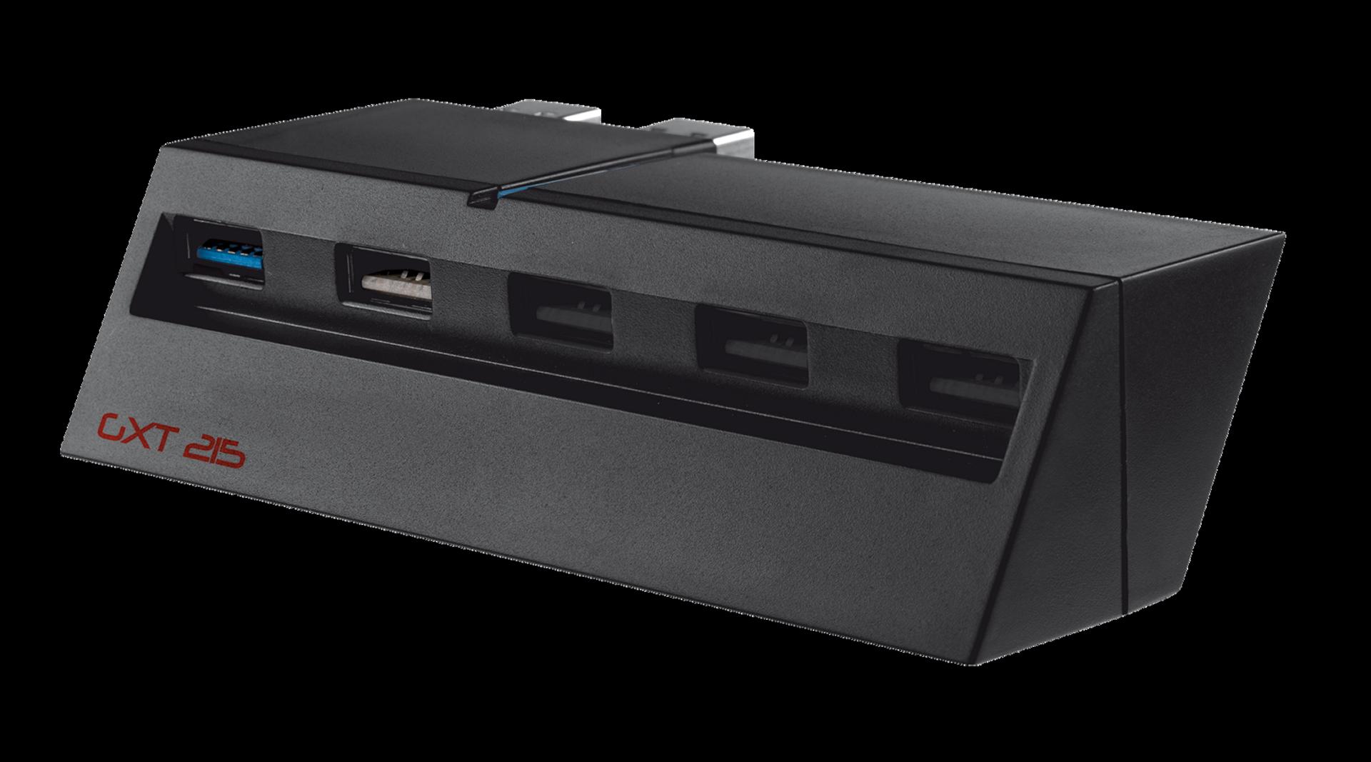 TRUST USB hub pro PS4 GXT 215
